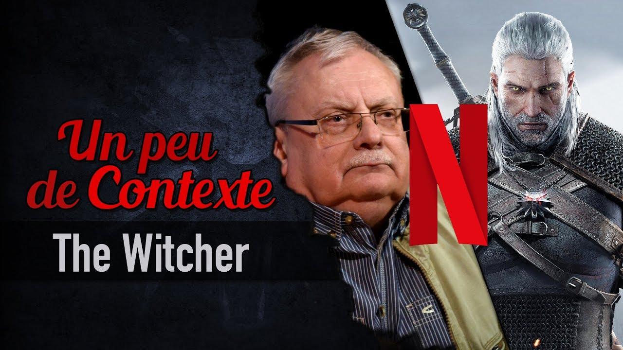Un peu de Contexte - Le paradoxe The Witcher ou le casse tête de Netflix