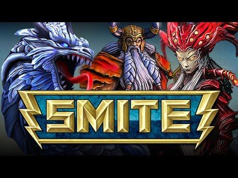 видео: smite ps4 обзор игры