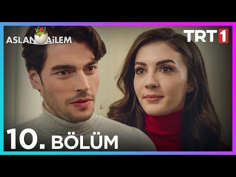 Aslan Ailem 10. Bölüm (Her Pazar 20:00'de TRT1'de)