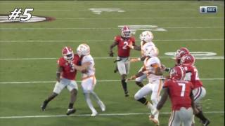Top 10 SEC Football Moments of the Decade