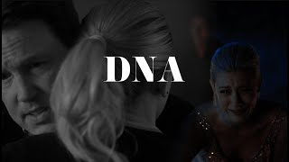 Betty and Hal Cooper ; DNA