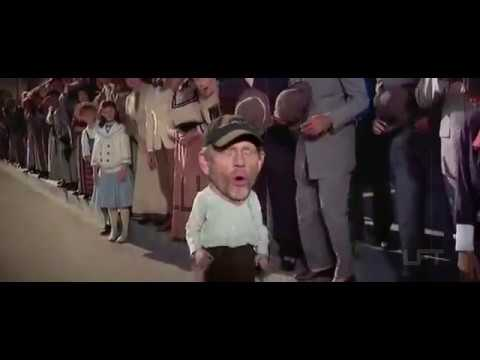 Ron Howard sings Wells Fargo Wagon