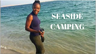 Seaside Camping | Crazy Bathroom Situation