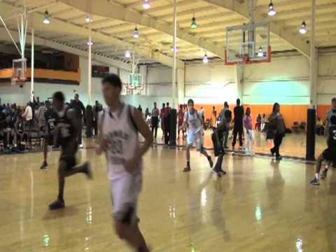 Hawks  vs  Louisiana Elite ( 2014 8th Grade Semifinal Game )
