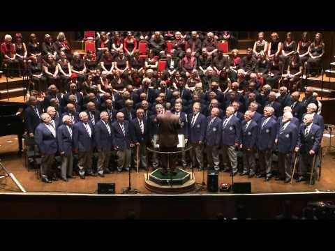 Bring Him Home. Bristol Male Voice Choir, Gurt Winter Concert 2012, The Colston Hall
