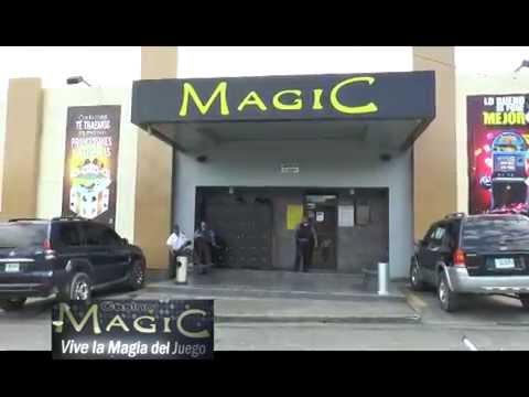Jesus Enamorado Presenta,Diversión y esparcimiento total eso es Casino Magic