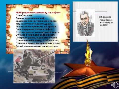 презентация книги о великой отечественной войне детям