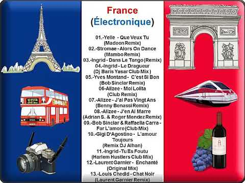 France (Électronique) - Dj YuunS Remix (France Electronics) francia electronica
