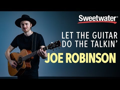 Joe Robinson - Let the Guitar Do the Talkin' (Live at Sweetwater)