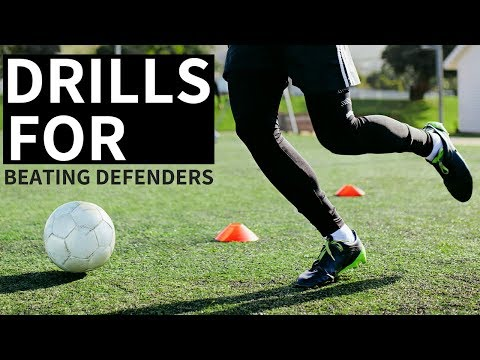 5 Football DRILLS To Destroy Defenders