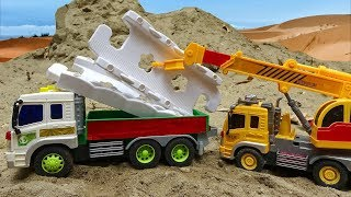 Cars for road construction H190T - Toys for kids