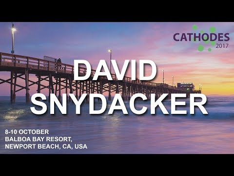 CEO David Snydacker on Lilac Solutions' Lithium Extraction Technology