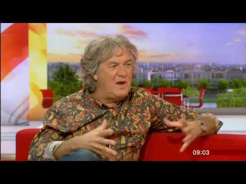 GRAND TOUR v TOP GEAR James May Interview