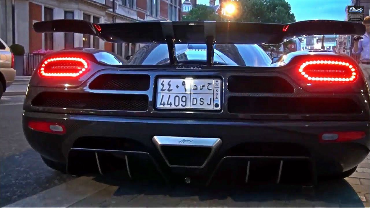 Carbon Koenigsegg Agera R 0 60 Mph And Sounds In London