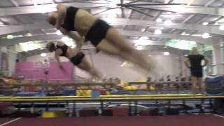 Cheerleading | Kbands | Highschool Cheerleaders | Stunt Training