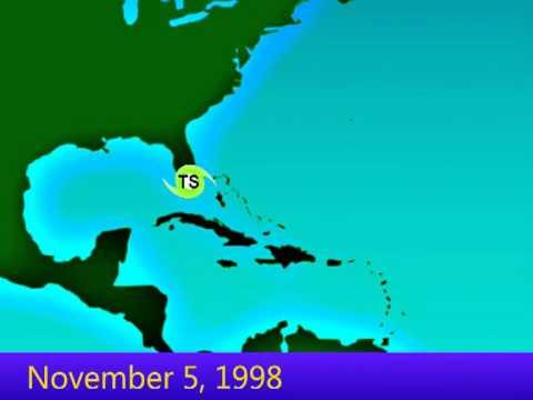 Historic Atlantic Hurricanes (Part 1/2)