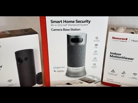 Honeywell Home 6-Piece Security Bundle Review | Best Buy Blog