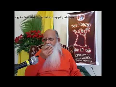 Living in Meditation retreat 2 of 3 @ Port elizabeth SA 2017(English) YT