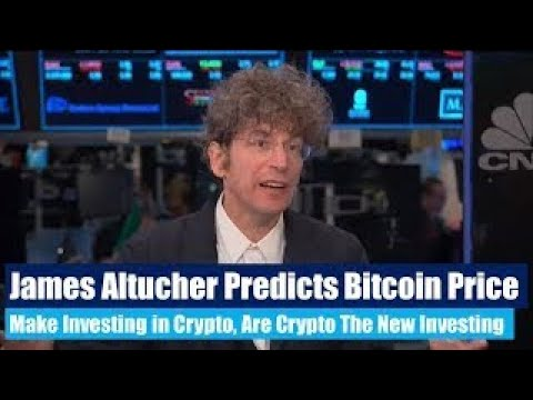 Cryptocurrencies 101 james altucher