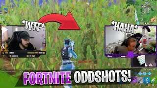 KEVZTER HAVE WALLHACKS?? & KEEJZ TRILLAR OF THE CHAIR! -Swedish Fortnite Oddshots #122