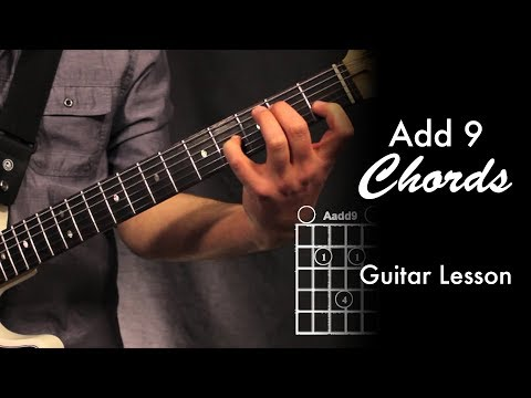 Add 9 Chords