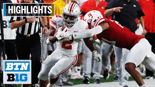 Highlights: Buckeyes Roll in Lincoln Ohio State at Nebraska Sept. 28, 2019