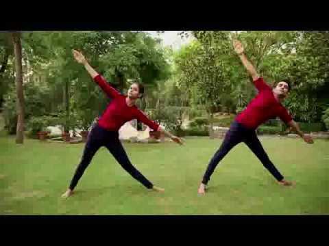 Common Yoga Protocol Hindi , International Day of Yoga - 2017