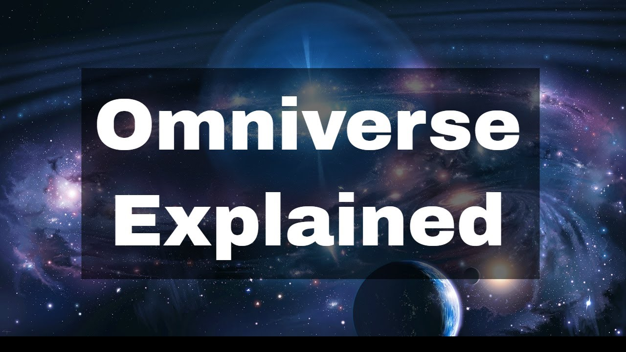 What is the Omniverse?