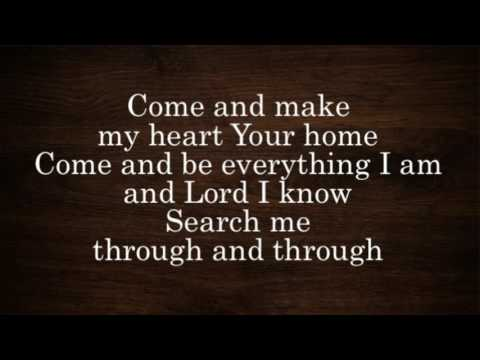 Come And Make My Heart Your Home Mp Download