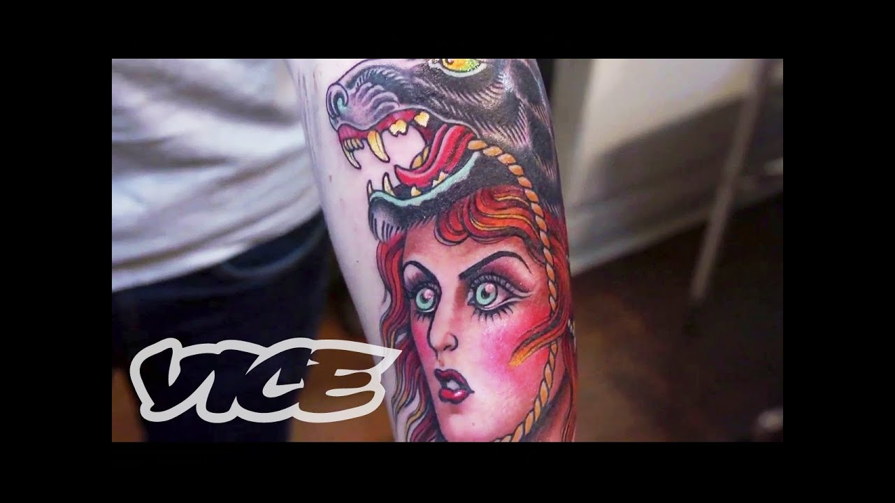 Tattoo Age: Valerie Vargas (Part 1/3) - YouTube