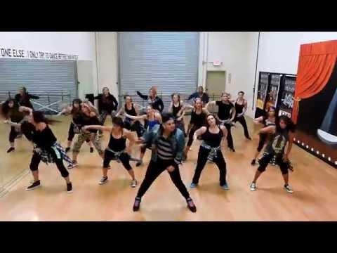 Dance Craze: Lil Jon Snap Yo Fingers choreography  Cesar