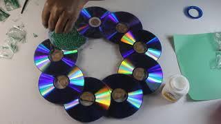 Video Keren, hiasan dinding dari barang bekas CD download MP3, 3GP, MP4, WEBM, AVI, FLV Oktober 2018