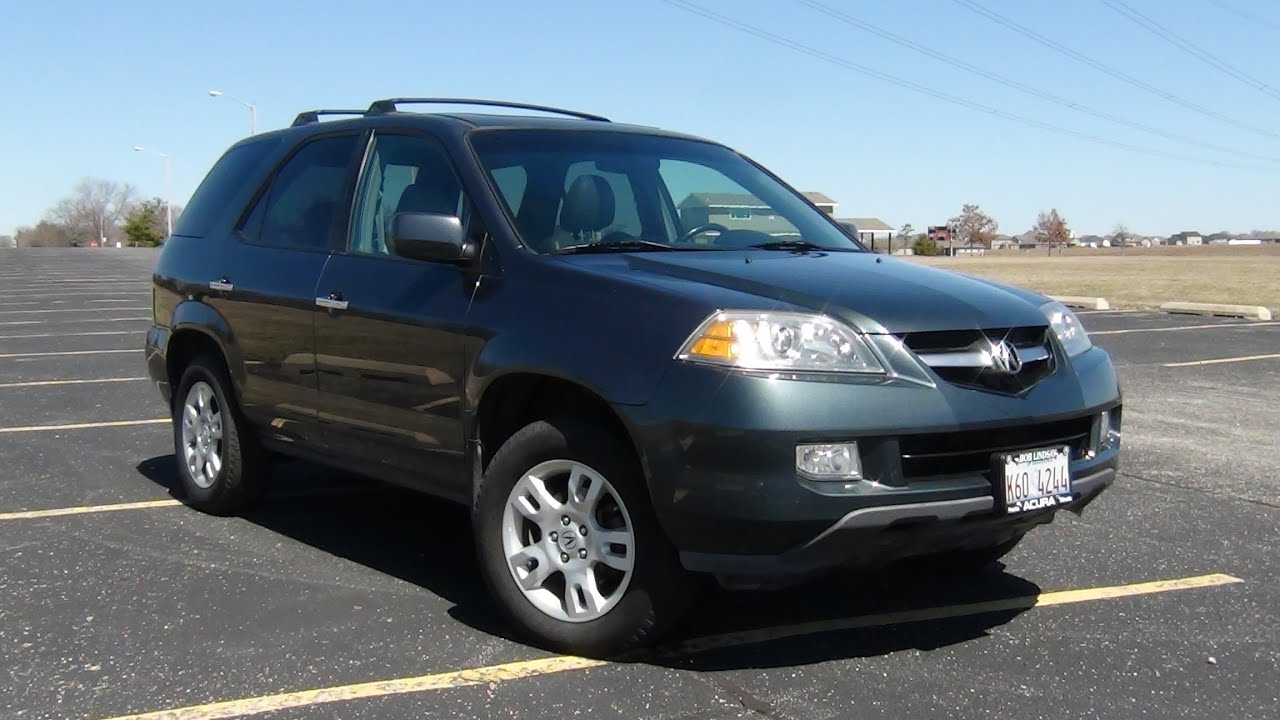 2005 Acura Mdx Long Term Review 165k