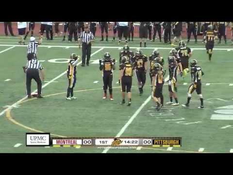 2014 Pittsburgh Passion vs. Montreal Blitz