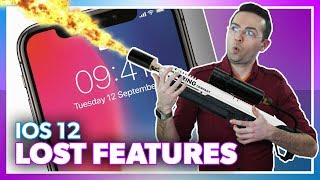 Did Apple Just Cancel iOS 12?  And Is Elon Musk One Allowed to Sell A Flamethrower?
