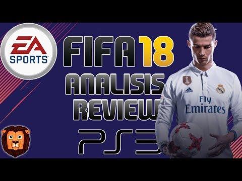ANÁLISIS Y REVIEW DE FIFA 18 PARA PS3