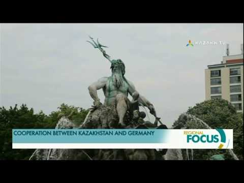 Cooperation between Kazakhstan and Germany