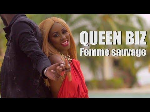 Queen Biz - Femme sauvage (clip officiel)