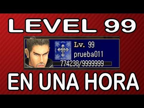 Rakion Lv 99 en Una Hora