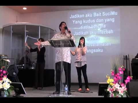ICCC PW Kau Telah Memilihku + I'm Casting my Cares Aside 11-06-2011