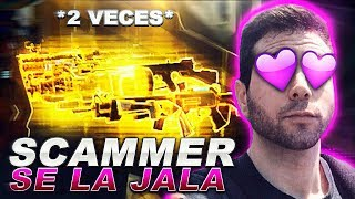 SCAMMER IS THE JALA SEEING VEGETTA777 AND SCAMEO! Fortnite Save the World