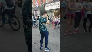 Download Video Dublin Beatbox Grafton Street 2018 - Bercik MP3 3GP MP4