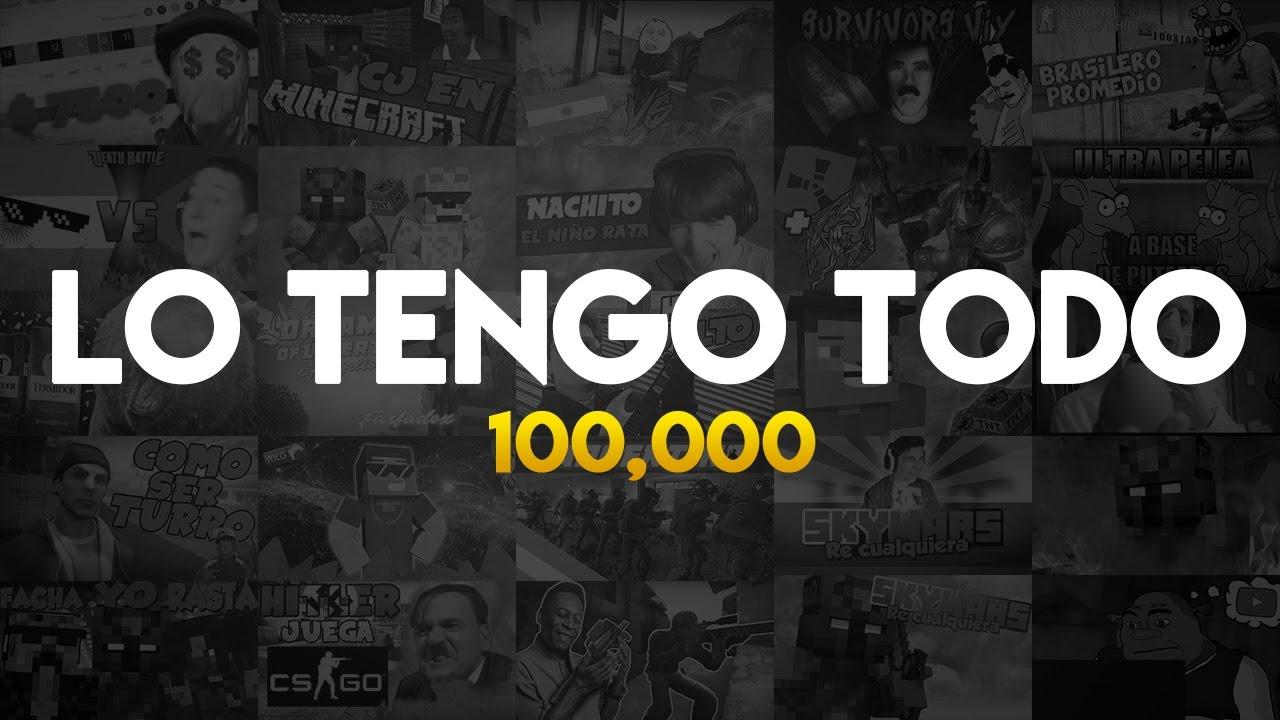 EL VIDEO QUE LO TIENE TODO   | Especial 100.000