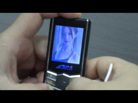 "1.8"" 4 GB MP4 Player with FM Radio"