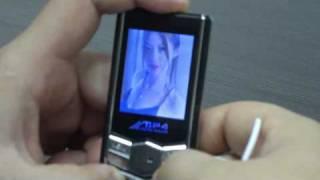 "1.8"" 4 GB MP4 Player with FM Radio"