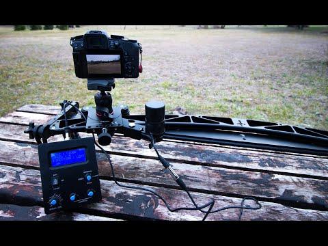 Introducing: Proaim Advanced Motion Control System for Curve & Line Video Camera Sliders | TestShots