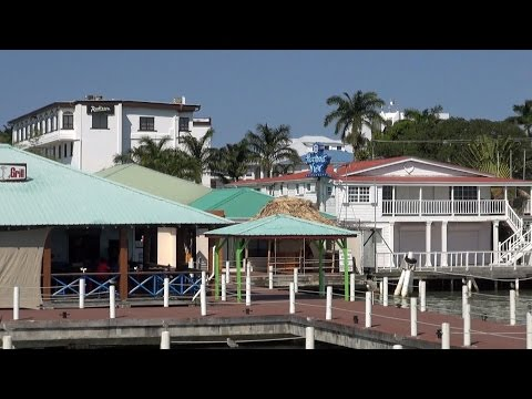 Belize City cruise ashore impressions in HD