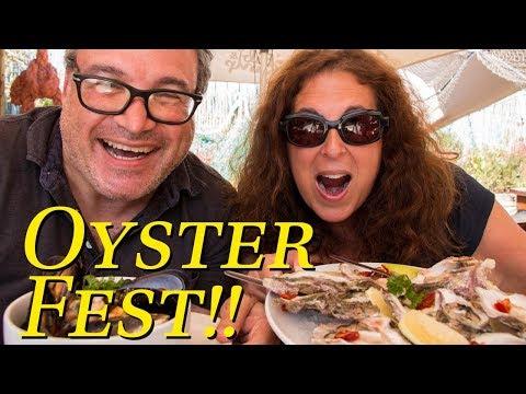 Knysna Oyster Fest on The Garden Route