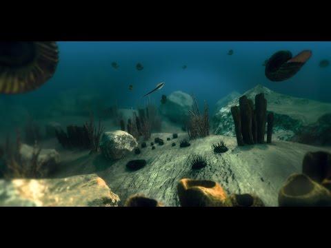 Exclusive: Attenborough explores ancient oceans in 'wonderful' VR