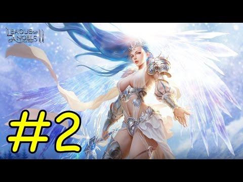 [Rina Game]《女神聯盟2》League Of Angels 2 [เซิฟจีน] #2 - ผู้หญิง???